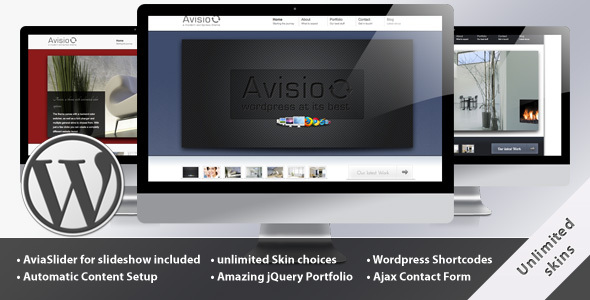 Avisio - Business and Portfolio