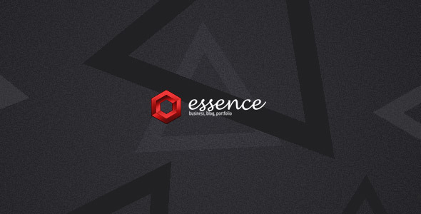 Live Preview of Essence - Blog and Portfolio WordPress Theme