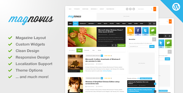 Magnovus - Revista Noticias y Temas de WordPress (es)