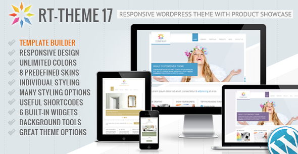 Live Preview of RT-Theme 17 Responsive Wordpress Theme