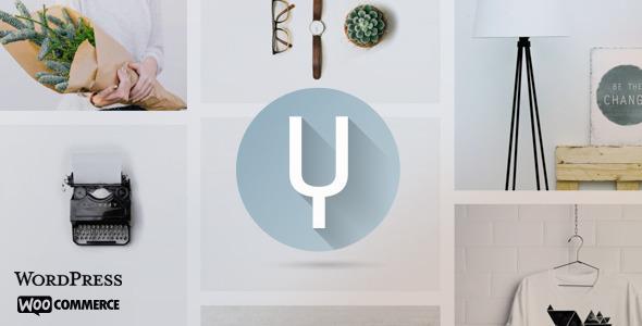 Live Preview of Yaga - Multipurpose WordPress Thème