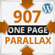 Thumbnail of 907 - Responsive WP One Page Parallax
