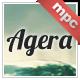 Thumbnail of Agera Responsive Fullscreen Portfolio WP Theme