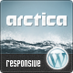 Thumbnail of Arctica Responsive Wordpress Theme