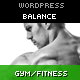 Thumbnail of Balance - Gym Fitness WordPress HTML 5 Theme