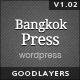 Thumbnail of Bangkok Press - Responsive, News & Editorial Theme