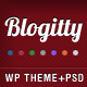 Thumbnail of Blogitty - Premium Magazine/Blog/Business Theme