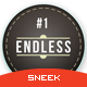 Thumbnail of Endless - Infinite scrolling WordPress Theme