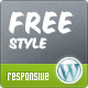 Thumbnail of Freestyle Responsive Wordpress Theme