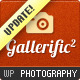Thumbnail of Gallerific - Photography WordPress Theme