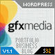 Thumbnail of GfxMedia Business & Portfolio Wordpress Theme