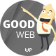 Thumbnail of GoodWeb - One & Multi Page WordPress Theme