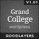Thumbnail of Grand College - Wordpress Theme For Education