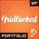 http://www.webwobble.com/themes/thumbnail-of-Gridlocked-Minimalistic-WordPress-Portfolio-Theme.jpg