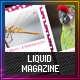 Thumbnail of Liquid Magazine - Unique Fluid Grid Layout