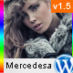 Thumbnail of Mercedesa - Business & Portfolio WordPress Theme
