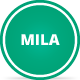 Thumbnail of Mila - Ajax Portfolio Theme - Wordpress