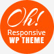Thumbnail of Oh Responsive Portfolio WP Theme