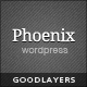 Thumbnail of Phoenix - Clean Responsive Wordpress Theme