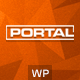 Thumbnail of Portal - Multipurpose Wordpress Portfolio Template