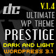 Thumbnail of Prestige - Ultimate WordPress Tema