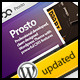 Thumbnail of Prosto - Business & Portfolio, CMS WordPress theme