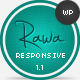 Thumbnail of Rawa - Clean / Responsive / Minimal / Wordpress