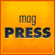 Thumbnail of mag.Press - WordPress Magazine Theme