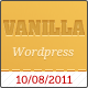 Thumbnail of vanilla - Corporate & Portfolio Wordpress Theme